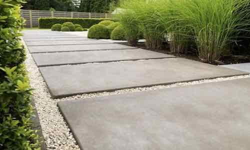 concrete pavers Marple