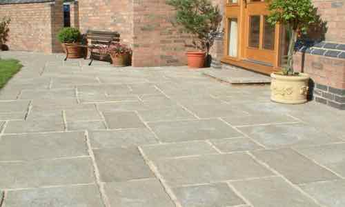garden paving Swinton