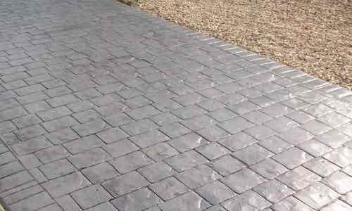 stamped concrete Eccles